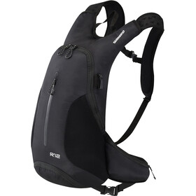Shimano Rokko II Backpack 12 L Black